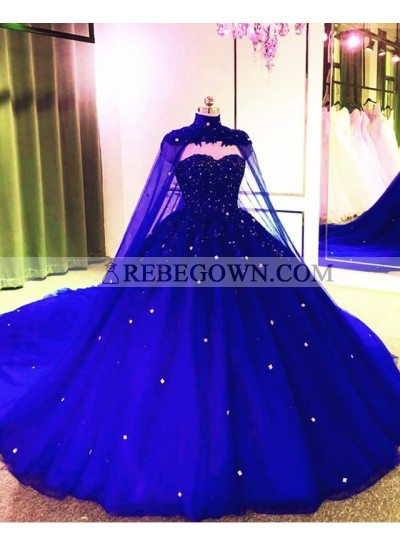 2021 Ball Gown Prom Dresses