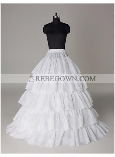 2021 Wedding Petticoats Nice Floor-Length Wedding