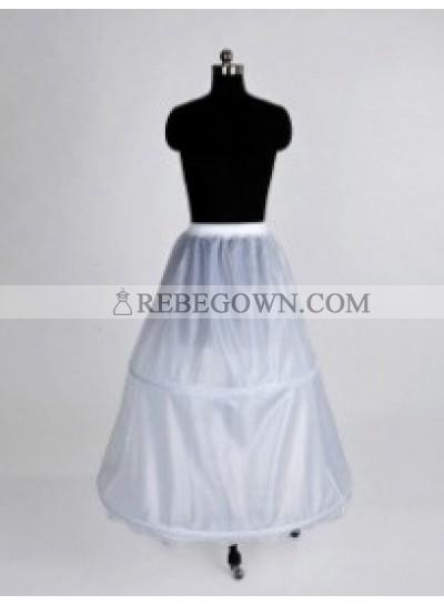 2021 Wedding Petticoats Nylon Floor-length Wedding