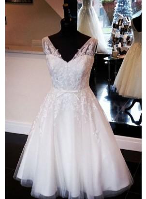 Short Wedding Dresses 2020 Short Wedding Dress Cheap Short Wedding Gowns Rebegown